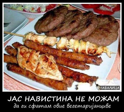 vegetarjanci